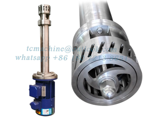0~8000rpm High Shear Homogenizer (vacuum, variable-frequency and variable-speed motor)